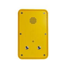Vandalismussicheres telefon / wetterbeständig / IP67 / VoIP