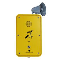 Analoges Telefon / VoIP / IP67 / zur Anwendung im Eisenbahnbereich