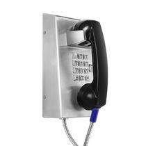 Vandalensicheres Telefon / analog / VoIP / IP65
