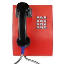 Vandalismussicheres telefon / wetterbeständig / IP65 / IP54