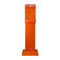 GSM-Rufsäule / analog / Freisprech