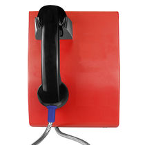 Notfall-Telefon / analog / VoIP / IP55