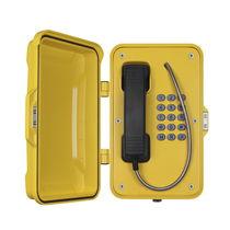 Analoges Telefon / IP67 / zur Anwendung im Eisenbahnbereich / für Tunnel