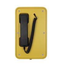 VoIP-Telefon / IP67 / zur Anwendung im Eisenbahnbereich / für Tunnel