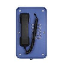 SIP-Telefon / IP66 / IK10 / zur Anwendung im Eisenbahnbereich