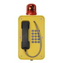 VoIP-Telefon / IP67 / für Tunnel / wetterbeständig