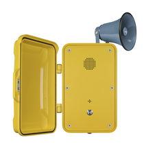 GSM-Telefon / VoIP / IK10 / IP67
