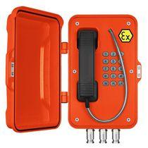 Ex-geschütztes Telefon / VoIP / IP67 / für Untertagebau