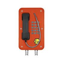 Ex-geschütztes Telefon / analog / IP66 / IP67