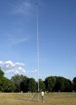 Teleskopisches Mast für Videoüberwachung