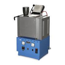 Schmelzofen / Kammer / elektrisch / für Nichteisenmetalle