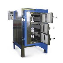 Kammerofen / elektrisch / mit Widerstand / für Keramikindustrie / zur Glasbearbeitung