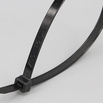 Nylon-Kabelbinder / mit Innenverzahnung / selbstblockierend / flammenbeständig
