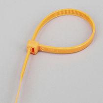 Nylon-Kabelbinder / mit Innenverzahnung / selbstblockierend / korrosionsbeständig
