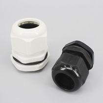Nylon-Kabelverschraubung / wasserdicht / Gewinde / gerade