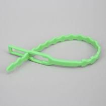 Nylon-Kabelbinder / flammenbeständig / korrosionsbeständig / wiederverwendbar