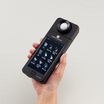 Mobiles Luxmeter - Spektrophotometer