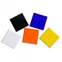 Optischer Filter / Hochpass / Kurzpass / aus Glas / Ausgleichs