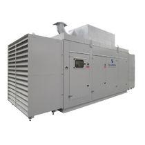3-Phasen-Stromaggregat / Diesel / stationär / Container