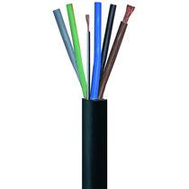 Versorgungs-Stromkabel / ölbeständig / schwerentflammbar / flammenbeständig