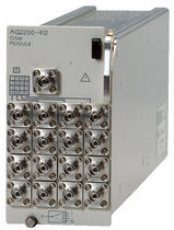 Ethernet-Switch / 16 ports / LWL / kompakt / für Industrieanwendungen