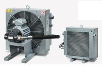 Luftkühler / Öl / für Hydraulikanwendungen / kompakt