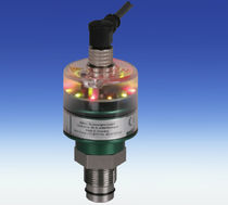 Differenzdrucksensor / Membran / analog / Gewinde