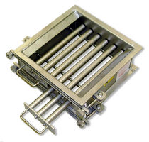 Gitter-Magnet-Abscheider / Partikel