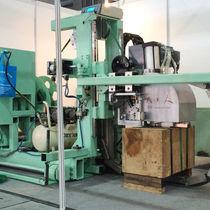Automatische Umreifungsmaschine / für Rohre / für Produktionsanlage / für Spulen