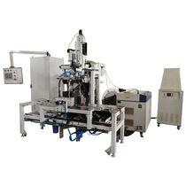 Vertikale Umreifungsmaschine / horizontal / für Batterie / seitlich