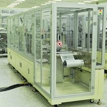 Maschine für die Herstellung von Verpackungsbeuteln