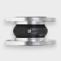 Gummikompensator / rund / Flansch / für Schmutzwasser