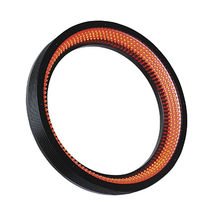 LED-Lichtquelle / rot / Ring