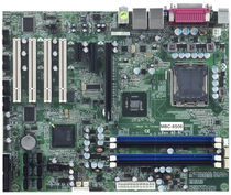 ATX-Mainboard / Intel® Core 2 Quad / Intel 945G / DDR3 SDRAM