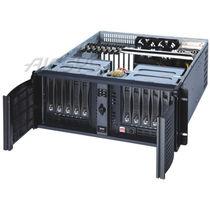 Rackfähiger Chassis / 4U / für Industrieanwendungen / für ATX-Motherboard
