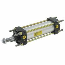 Pneumatischer Zylinder / doppeltwirkend / mit Magnetkolben / Standard
