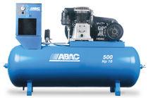 Luftkompressor / stationär / Kolben / mit Trockner