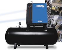 Luftkompressor / stationär / Schrauben / geschmiert
