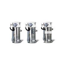 Einfülltrichter für Kunststoffgranulat / zentral