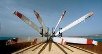 Windkraftanlage für Mittelwind / für Schwachwind