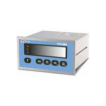 LED-Display-Wägeindikator / einbaufähig / für rauhe Umgebung / Edelstahl