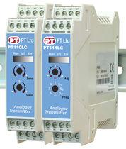 Signalaufbereiter für Kraftsensoren / DIN-Schienen / analog