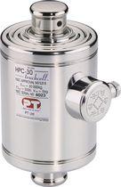 Druckkraft-Wägezelle / zylindrisch / Hochpräzision / Edelstahl