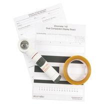 Staubpartikel-Testkit / ISO 8502-3 / Band / für Oberflächen