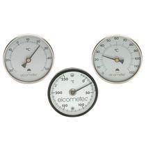 Magnet-Thermometer / Bimetall / analog / stationär