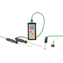 Wasserdichtes Thermometer / Fühler / digital / mobil
