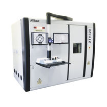Inspektionsmaschine mit Computertomographie / Röntgen