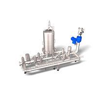 Patronenfiltersystem / Bier / für Wein / für die Getränkeindustrie