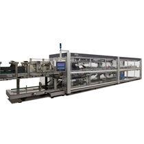 Horizontaler Traypacker / automatisch / Getränke / für Nahrungsmittel