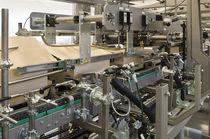Traypacker Schrumpffolien-Verpackungsmaschine / Wrap-Around / automatisch / für Dosen / Getränke